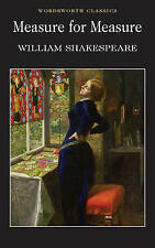 Measure for Measure (Wordsworth Classics)-ExLibrary