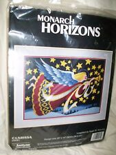 Monarch Horizons Angel Trumpet Clarissa Christmas Kit Embroidery Roger Reinardy