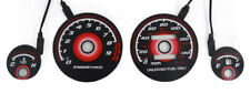 Free Ship Type-R Red Glow 94-01 Acura Integra GSR GS-R Gauge Face Overlay JDM