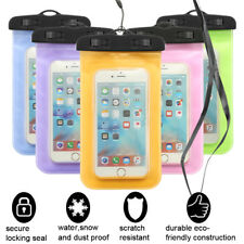 Air Bag Fits Pouch Dry Case Waterproof Cover For Cell Phone Apple Andriod Float