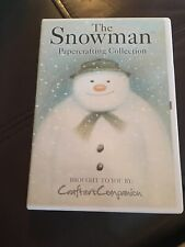The Snowman Cd Rom Crafters Companion