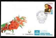 Vo Nguyên Giàp Viet Nam leader flags NOVELTY URUGUAY MNH FDC coVER