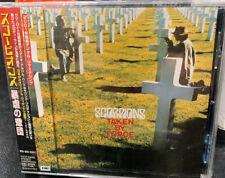 SCORPIONS Taken By Force JAPAN CD TOCP-53202 2001 - SEALED!