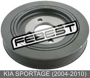 Crankshaft Pulley Engine For Kia Sportage (2004-2010)