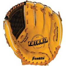 "14"" Leather Baseball Glove Right Handed Thrower Sports Field Gamer Ball Catcher"