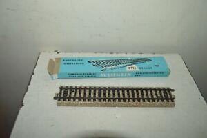 Rail Element Socket Set Track Right MARKLIN Box 5111 Train Ho Vintage