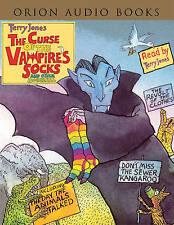 The Curse of the Vampire's Socks,Jones, Terry,Good Book mon0000102612