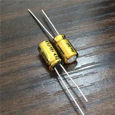10pcs 47uF 16V 6.3x11mm Nichicon FG (Fine Gold) 16V47uF HiFi Audio Capacitor