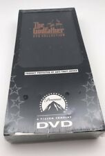 The Godfather DVD Collection - Brand New