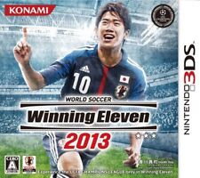 NINTEND DS NDS Import Japan 3DS Winning Eleven 2013