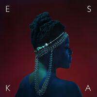 ESKA Eska (2015) 10-track 180g vinyl LP album + download NEW/SEALED