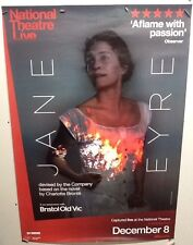 Original Movie Poster For Jayne Eyre. Single Sided 27x40