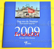 Nederland - Pays-Bas - 2009 bu.(Dag van de munt)
