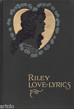 Riley Love-Lyrics - with life pictures - 1905 - pictorialisme