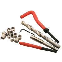 Metric Thread Repair Insert Kit M4 M5 M6 M8 M10 M12 M14 Helicoil Pro Coil Tools.
