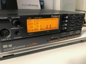 Roland Sound Canvas SC-88 PRO General MIDI GS (like SC55 MT-32 MU80 SCC1 MU128)