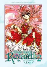 Magic Knight Rayearth 2: Omnibus Edition - Acceptable - Clamp - Paperback