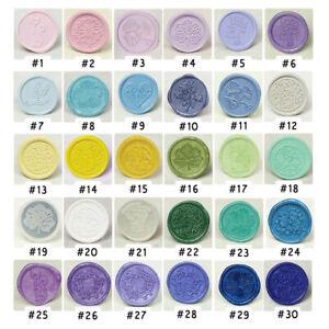 100Pcs/set Sealing Wax Beads For Wedding Envelope Card Gift Seal Stamp Document