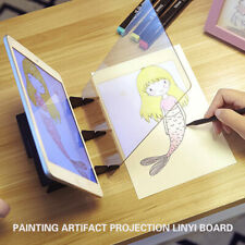 Painting Tracing Drawing Board Panel Optical Imaging Tracking Sketch Mirror Copy