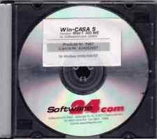 WIN-CASA 5 /Vollversion: Miet. f. 300 WE /Software 24 /Miet-, Haus- Verwaltung