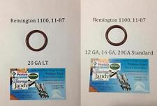 1 each Combo Remington Barrel Seal o ring 12,16, 20GA STD & 20LT 1187 11-87 1100