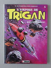 Don Lawrence  L'EMPIRE DE TRIGAN 5  ** DUEL AVEC LA MORT  ** EO TTBE