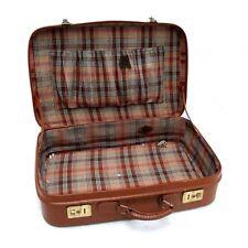 kleiner Koffer Vintage Reisekoffer Shabby Chic Damenkoffer Deko - Top-Teil