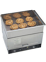 Funnel Cake Deep Fryer 5099NS Gas 6 funnel Cakes Concession Stand Equipment