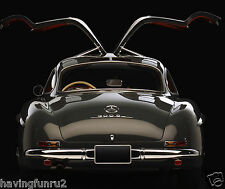 Mercedes 300S Gullwing  8 x 10 Photograph