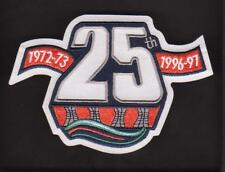 NEW YORK ISLANDERS 25TH ANNIVERSARY PATCH NHL JERSEY PATCH 1972/73