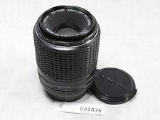 SMC PENTAX-M 100mm 1:4 MACRO LENS K MOUNT W/CAPS EXCELLENT