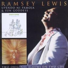 Lewis, Ramsey - Upendo Ni Pamoja / Sun Goddess 2CD NEU OVP