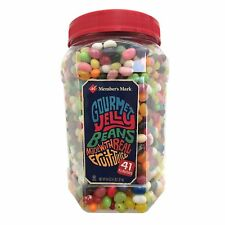 Gourmet Jelly Beans 41 Mixed Flavors 8 lbs Member Mark Brand Candy Vending