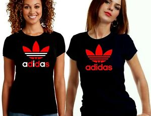 ADIDAS WOMEN'S T-SHIRT. New with tag labels. Short Sleeves. Crew Neck. TREFOIL