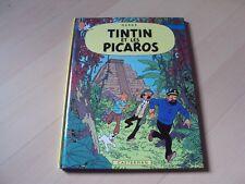 BD LES AVENTURES DE TINTIN Tintin et les picaros (EO 1976)