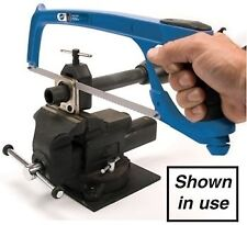 """Saw Guide ensures straight, clean cut on handlebars & tubing from 1"""" to 1-1/4"""""""