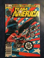 MARVEL Comics, Team America (Stan Lee presents), #1, June 1982.