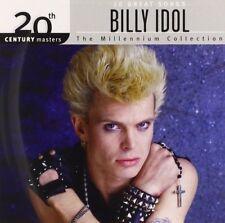CDs de música rock Billy Idol