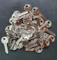 50x für BKS Schließanlage Anlage Rohling Sonderprofil Keyblank