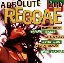 Reggae-Absolute Wayne Wade, Paul Davidson, Dillinger.. [2 CD]