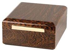 Passatore Humidor Ironwood-Design hi-gloss für ca. 60 Zigarren Polymerbefeuchter