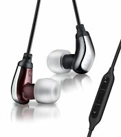 In Ear Logitech 600vi Headset Kopfhörer mit Mikrofon für iPhone Handy Smartphone