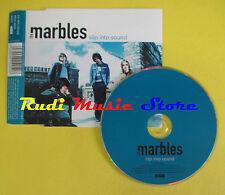 CD Singolo THE MARBLES Slip into sound 2000 ZTT ZZT114CD no lp mc dvd (S13)