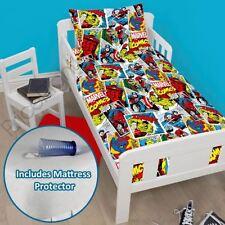 Letti e materassi multicolore Marvel per bambini