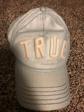 TRUE RELIGION  Baseball Hat  Baby Blue