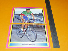 N°47 & 48 M. PODENZANA MERLIN GIRO D'ITALIA CICLISMO 1995 CYCLISME PANINI TOUR