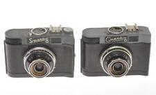 Lomo coppia di fotocamere Smena: 6 e 8, non garantite, sold as is