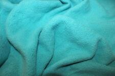 Baumwollfleece mint 0,50 x 1,50
