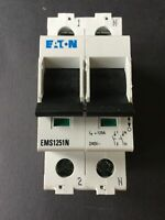 Eaton EMS1251N 125A Double Pole Main Switch Isolator