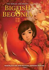 Big Fish and Begonia (2016) Guanlin Ji, Shangqing Su Dvd Brand New
